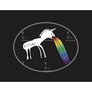FU Rainbow Unicorn - Men's / Unisex