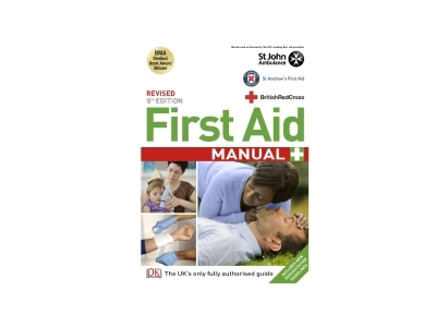 First Aid Manual - 10th Edition - Feb 2014
