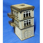 THE FIRE HOUSE 25mm SCALE