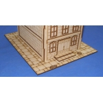 STEAMPUNK BUILDING TILE 01