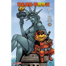Dead Pooh 3 AC NYCC Exclusive Cover 9.8 Blue Label