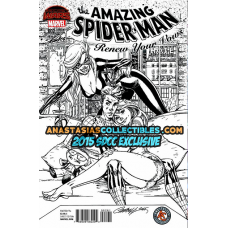 ASM Exclusive B&W Cover