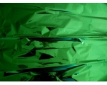 MYLAR special effects craft film GREEN