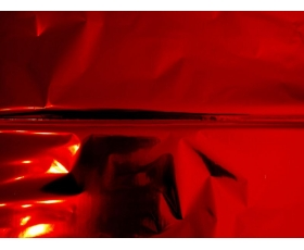 MYLAR special effects craft film RED