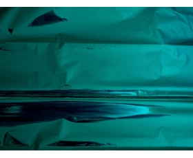 MYLAR special effects craft film TEAL