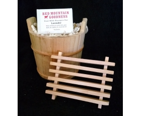 Goat Milk Shampoo Gift Basket- Small