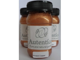 Autentico Ancient Copper Metallic Chalk Paint 100ml