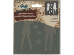 Andy Skinner | Hippy Chic - 2 pack - 6