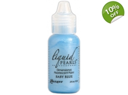 Ranger Liquid Pearls - Baby Blue