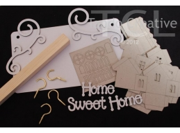 Home Key Hanger Kit