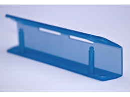 Polypropylene Binding Blue