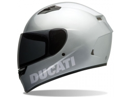 Reflective Ducati Logo Sticker | Stick and Glow Reflective Decals