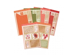 Poppy Garden - Duo-Slider Reveal Premium Card Kit