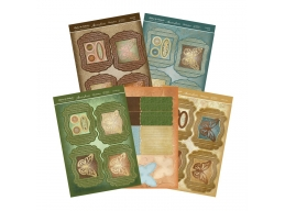 Flight of the Butterflies - Butterfly Echo Premium Card Kit