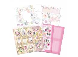 Floral Moments Notelet Set