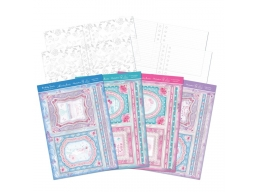 Birthday Treats Ribbon - Weave Acetate Card Kit