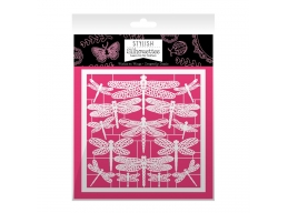Stylish Silhouettes - Wishes on Wings - Dragonfly Dazzle