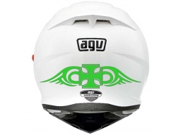Reflective Tribal Design 111 Decal | Stick and Glow Reflective Decals