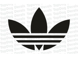 Adidas - Reflective Decal | Stick and Glow Reflective Decals