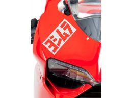 1x Reflective Yoshimura Decal | Stick and Glow Reflective Decals