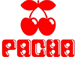 Reflective Pacha Ibiza Decal / Sticker | Stick and Glow Reflective Decals