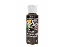 Crafters Acrylic - Raw Umber