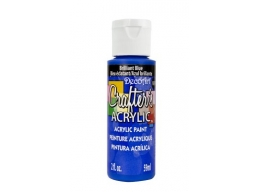 Crafters Acrylic - Brilliant Blue