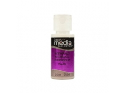 Magenta Interference Media Paint