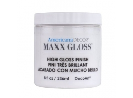 White China | Maxx Gloss - Americana Decor