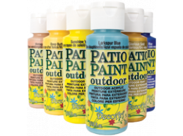 Patio Paint Outdoor Acrylic