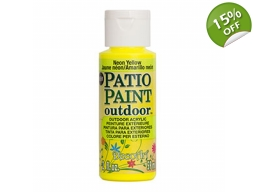 Neon Yellow | Patio Paint 2oz