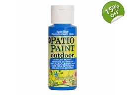 Neon Blue | Patio Paint 2oz