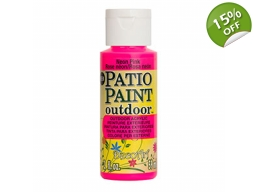 Neon Pink | Patio Paint 2oz