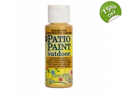 Splendid Gold | Patio Paint 2oz