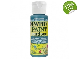 Desert Turquoise | Patio Paint 2oz