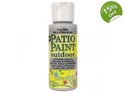 Grey Skies | Patio Paint 2oz