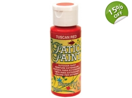 Tuscan Red | Patio Paint 2oz