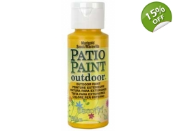 Marigold | Patio Paint 2oz