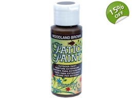 Woodland Brown | Patio Paint 2oz
