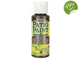 Rich Espresso | Patio Paint 2oz