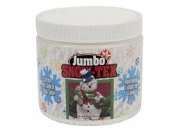 DecoArt Snow -Tex 16oz 472ml Textured Snow Effect - Jumbo Size