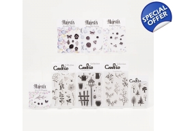 Card-io Favourites Stamp Collection - 74 Stamps
