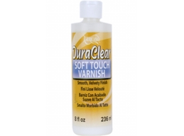 DuraClear Soft Touch Varnish - 2 oz