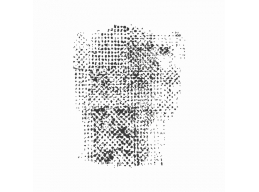 Seth Apter - Dot Matrix - Stamp