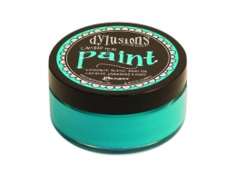 Calypso Teal  Dylusions By Dyan Reaveley Blendable Acrylic Paint 2oz