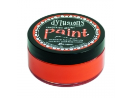 Tangerine Dream Dylusions By Dyan Reaveley Blendable Acrylic Paint 2oz