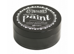 Black Marble Dylusions By Dyan Reaveley Blendable Acrylic Paint 2oz