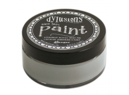 Slate Grey Dylusions By Dyan Reaveley Blendable Acrylic Paint 2oz