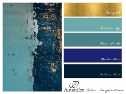 Furniture Paints - Blues & Greens