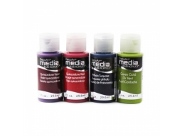 DecoArt 4 x 1oz Mix Media Paint Kit